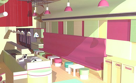 restaurant interior architectural design long island
